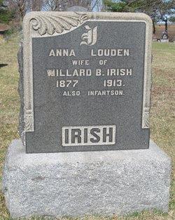 Anna <I>Louden</I> Irish