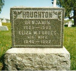 Eliza W <I>Forbes</I> Houghton