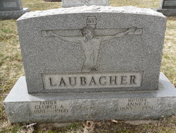 Anne C <I>McGough</I> Laubacher