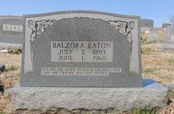Balzora Eaton
