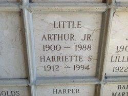Harriette N S Little