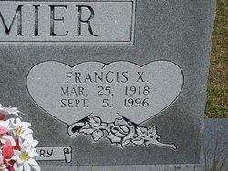 Pvt Francis X Cormier