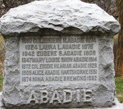 Alice <I>Abadie</I> Hartshorne