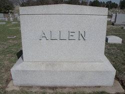 Blanche Eunice <I>Mott</I> Allen