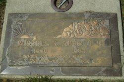 Russell K Abbott, III