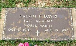 Calvin Fletcher Davis