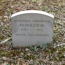 Nathaniel Dandridge Pendleton