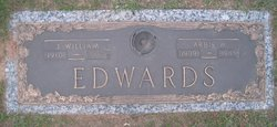 Arbie Pearl <I>Williams</I> Edwards