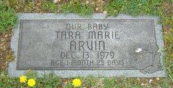 Tara Marie Arvin