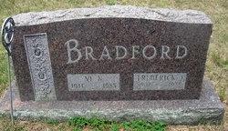 Violet M. <I>Jackson</I> Bradford