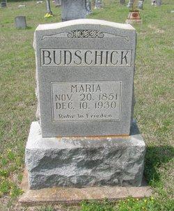 Maria Budschick