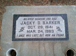 Jacky Dwayne Barker