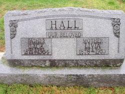Livia A. <I>Curtis</I> Hall