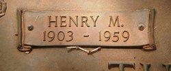 """Henry Martin """"Dan"""" Turner"""