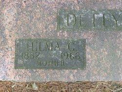 Hilma G. <I>MacDougall</I> DeFeyter