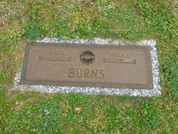Julia Ann <I>Raggio</I> Burns