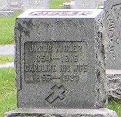 Caroline Catherine <I>Herr</I> Kibler
