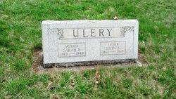 Sarah <I>Richter</I> Ulery
