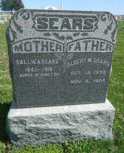 Sallie Ann <I>Shulse</I> Sears