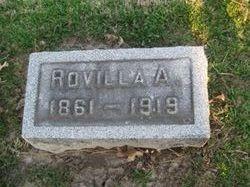 Rovilla Althea <I>Van Winkle</I> French