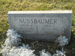 Dorothy M Nussbaumer