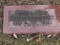 Wayne Earl White