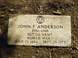 John Frederick Anderson