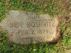 Ben Boshwitz