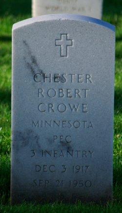 Chester Robert Crowe