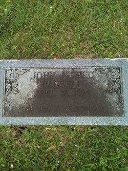 Johnnie Alfred Bagwell