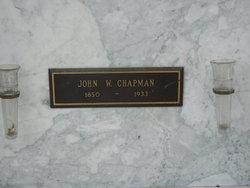 John W Chapman