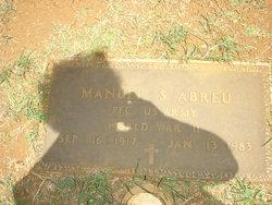Manuel S. Abreu