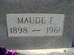 Maude Frances <I>Heath</I> Anderson