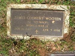 James Clement Wooten, Jr