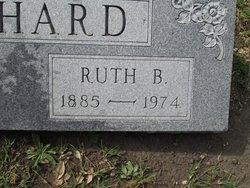 Ruth Ann <I>Blackman</I> Richard