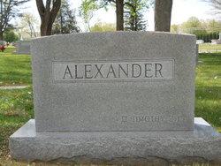 "Genevra Floreine ""Flo"" <I>Rankin</I> Alexander"