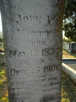 John V Whitt