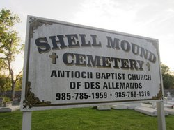 Shell Mound Cemetery