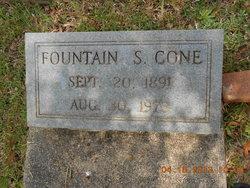 Fountain Stilley Cone