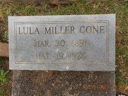 Lula <I>Miller</I> Cone