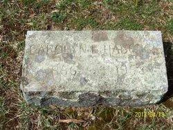 "Carolyn E. ""Carrie"" <I>Olney</I> Hadcock"