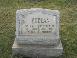 Vincent T Phelan