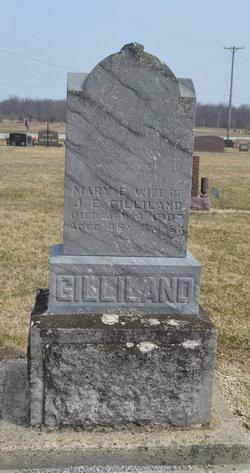 Mary Elizabeth <I>VanPelt</I> Gilliland