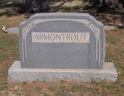 Emma <I>Bishop</I> Armontrout