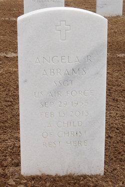 Angela R Abrams