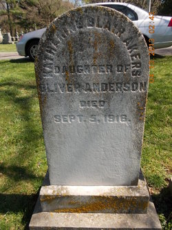 Katherine Blair <I>Anderson</I> Akers