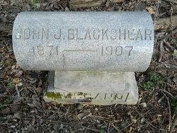 John J Blackshear