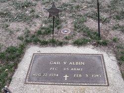 Gail V Albin