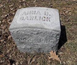 Anna D. Garlick