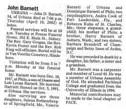 John D. Barnett